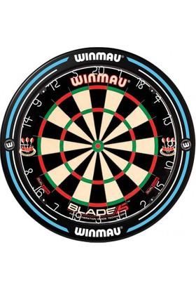 Pusula Oyun Winmau Slim Dartboard Koruyucu Çerçevesi (Winmau Hedef Tahtası Surrounds Catchring)
