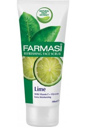 Farmasi Rahatlatıcı Arındırıcı Limonlu Yüz Peelingi