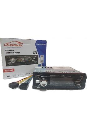 Audıomax Audiomax Mx5450 Bluetooth Usb Sd Aux Radyo Kumanda