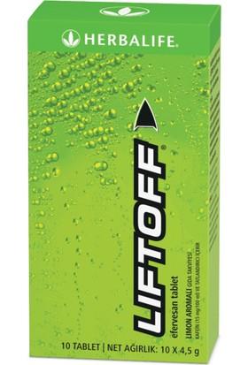 Herbalıfe Herbalife Liftoff ® Efervesan Limonlu İçecek