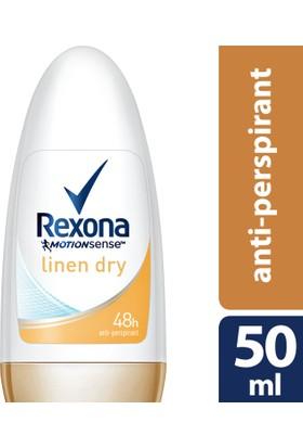 Rexona Deodorant Roll On Linen Dry 50 ml