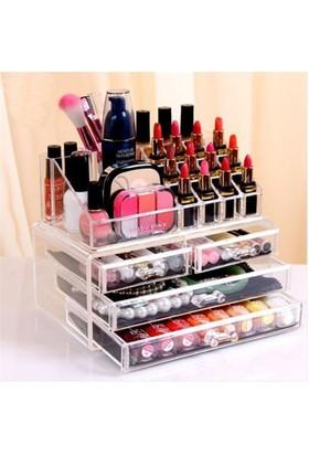 Pratik 4 Çekmeceli Pratik Kozmetik Organizeri