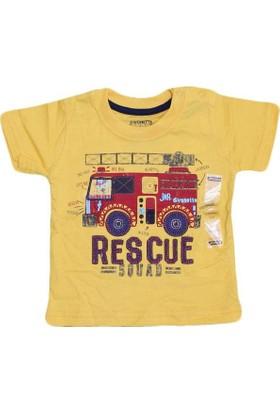 Divonette Dvntte 2749 Tshirt Sarı