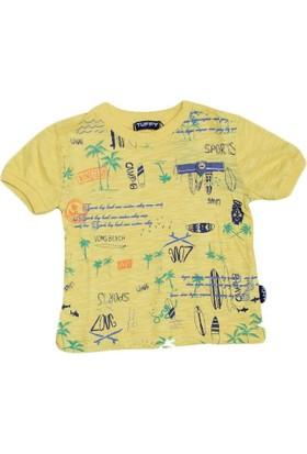 Gess 17403 Tshirt Sarı