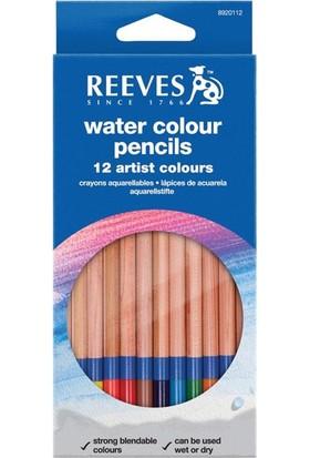 Reeves Sulandırılabilir Kuruboya Kalem Seti 12 Renk