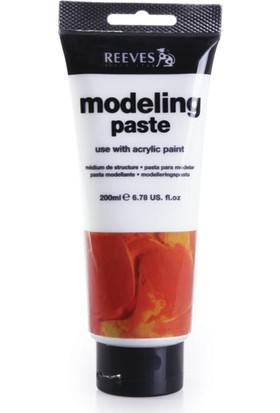 Reeves Modeling Paste 200Ml