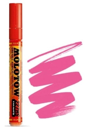 Molotow 227Hs-Co One4All 4Mm - Fuchsia Pink