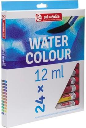 Talens Art Creation Watercolor Set 24X12Ml