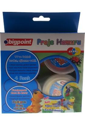 Bigpoint Proje Hamuru 28Gr. 4 Renk N:Bp763-04
