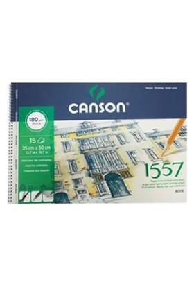 Canson 1557 Desen Çizim Defteri 180Gr. 35X50Cm