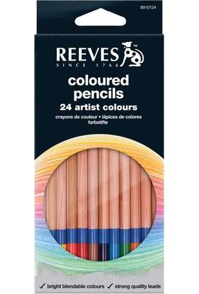 Reeves Kuruboya Kalem Seti 24 Renk