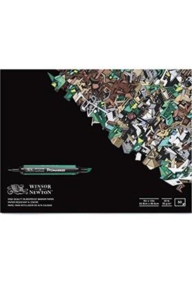 Winsor & Newton Marker Pad 22.9X30.5 - 75 Gr. - 50 Yaprak
