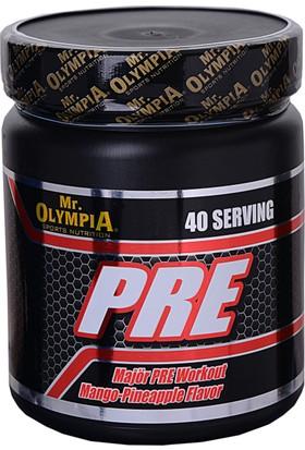 Mr. Olympia Pre Workout 400 gr Mango/Ananas Aromalı 400 gr