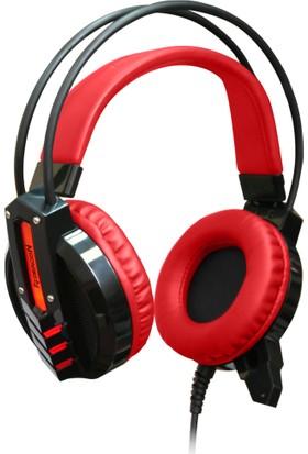 Redragon Chronos Gaming Kulaklık Kırmızı/Siyah