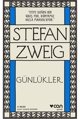 Günlükler - Stefan Zweig