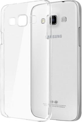 Samsung Şeffaf Grand Prime Plus Silikon Şeffaf Arka Kapak - EF-AG532CTEGWW