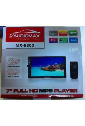 Audiomax Mx 8800 Oto Mp5 Çalar