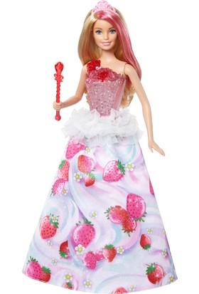Barbie Dreamtopia Çilek Prensesi