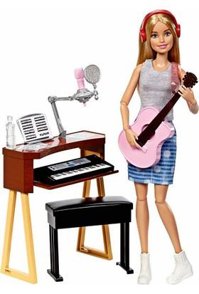 Barbie Müzisyen Model Bebek Fcp73