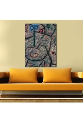Yedirenkdekor Dekoratif Tek Parça Kanvas Tablo