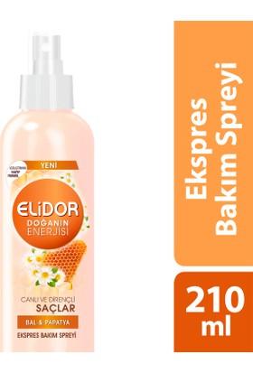 Elidor Sıvı Saç Kremi Canlı ve Dirençli 210 ml