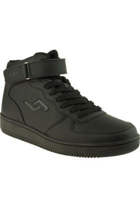 Jump 16309 Fashion Siyah Erkek Spor Ayakkabı