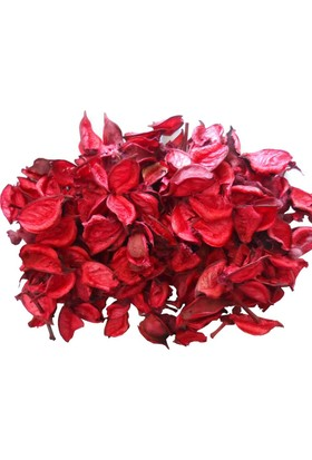 Partioutlet Kurutulmuş Gül Yaprakları - Kırmızı