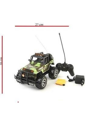 Karsan Karsan Kut Uzaktan Kumandalı Şarjlı Işıklı Jeep