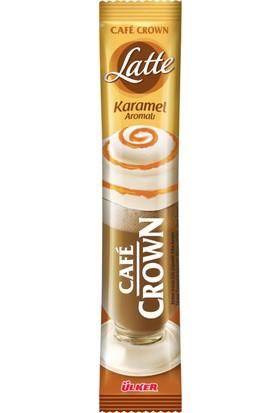 Cafe Crown Latte Karamel 17 Gr