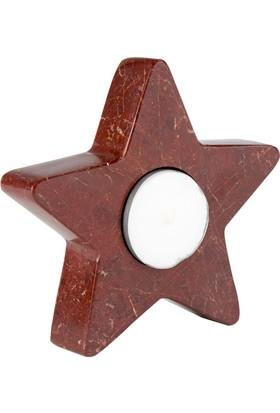 Marblection Yıldız Mumluk