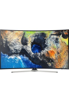 "Samsung UE-49MU7350XTK 49"" 123 Ekran Uydu Alıcılı 4K Ultra HD Curved Smart LED TV"