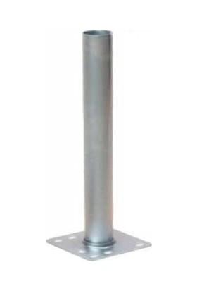 Ofset Çanak Anten (Düz) Ayak Paslanmaz 45 Cm