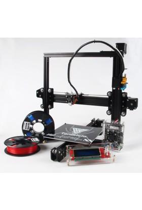 Tevo Tarantula 3D Yazıcı Kit, 3D Printer Set (2 Roll Filament Hediyelidir)
