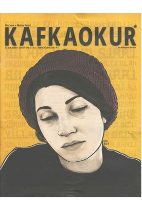 Kafkaokur Kafka Okur Dergisi 12. Sayı