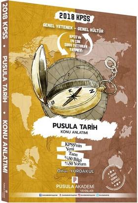Pusula Akademi Yayınları Kpss Pusula Tarih Konu Anlatımı 2018