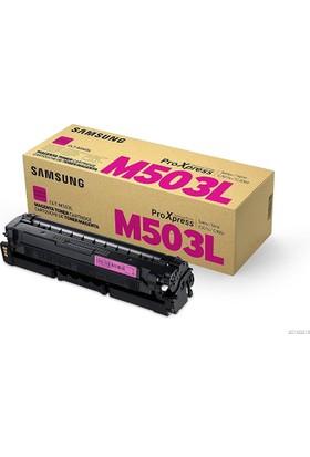Samsung Clt-M503L Sl-C3060Fr Magenta Orjinal Toner - 5000 Sayfa
