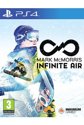 Maximum Games Mark Mcmorris Infinite Air Ps4 Oyun