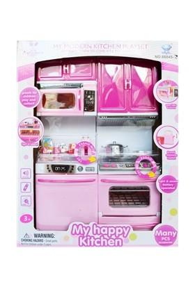 Mega Mutfak Seti My Happy Kitchen Sesli