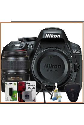 Nikon D5300 18-55 Dx Lens Mega Kit
