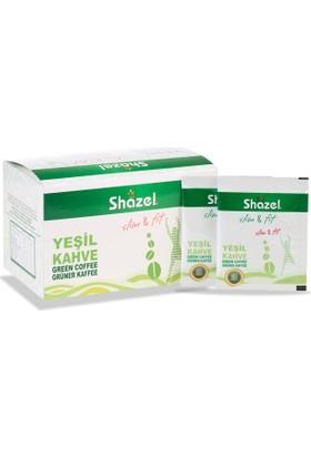 Shazel Yeşil Kahve Slim & Fit 3Gr X 14 Adet