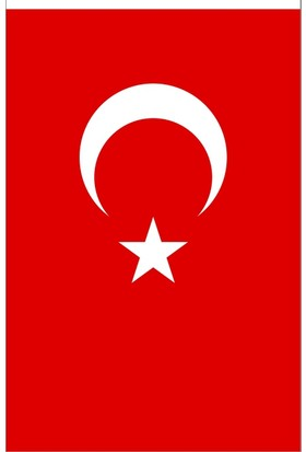 Ulu Bayrak Türk Bayrağı 120X180 Cm