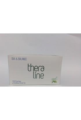 Thera Line Yeni Dia & Balance Bitkisel Çay 3 Kutu