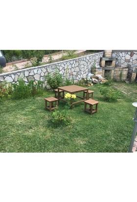 Garden Mobilya Bahçe Masa Sandalyesi