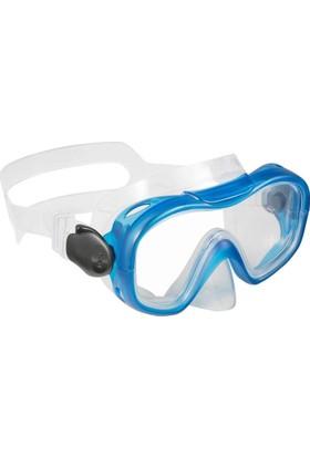 Subea Dalış veya Şnorkel Maskesi - Yetişkin - Mavi Subea