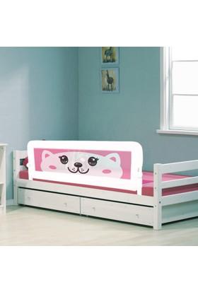Evokids Cat Katlanabilir Çocuk Yatak Bariyeri - 140X52 Cm