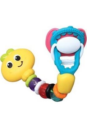 Infantino Renkli Emzik Tutucağı