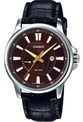 Casio Mtp-E137L-5A Erkek Kol Saati