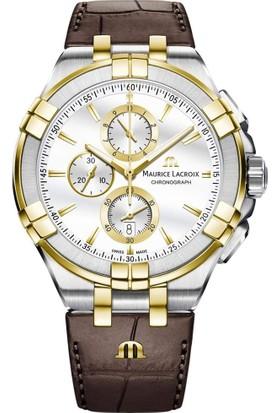Maurice Lacroix Aı1018-Pvy11-132-1 Erkek Kol Saati