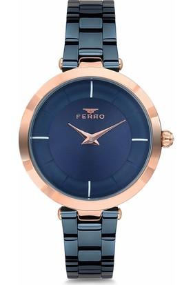 Ferro F40007-002-T Kadın Kol Saati
