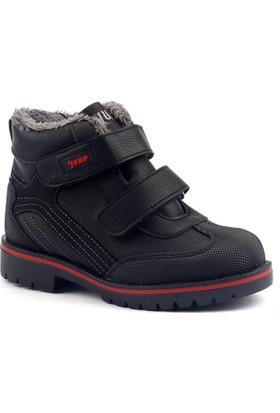 Jump 12118 İçi Termal Kürklü Erkek Çocuk Spor Bot Ayakkabı